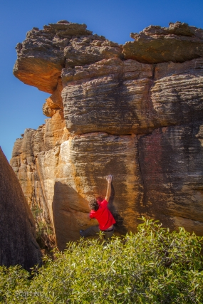 Rocklands, South Africa - copyright: Scott Noy