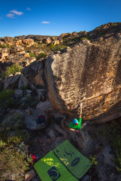 Rocklands, South Africa - copyright: Scott Noy