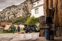 Breakfast in Montenegro