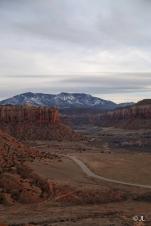 Canyonlands road