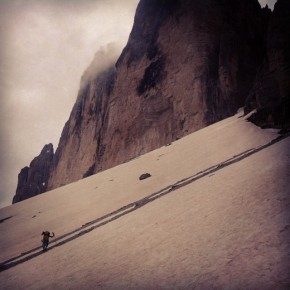 Perfect summer conditions in Dolomites ;)