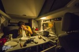 The luxury night in the van - Credits: Riky Felderer