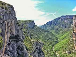 """Tom et je ris"" and the Gorge"