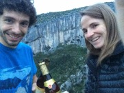 Welcome to Verdon: cheers!